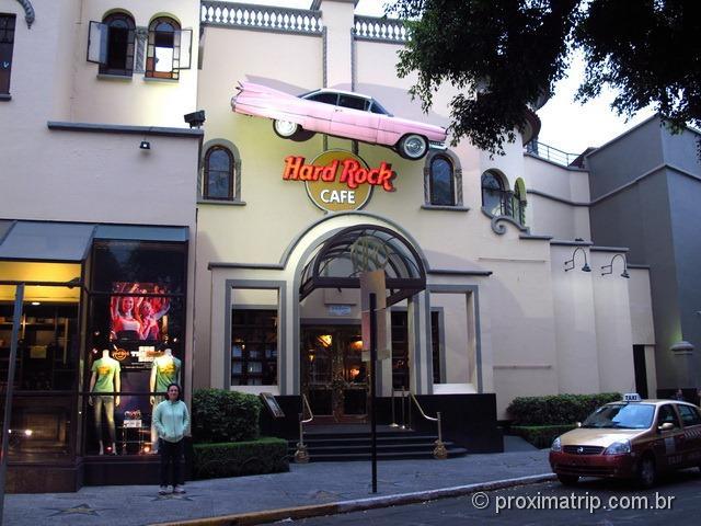 Hard Rock Cafe Cidade do México