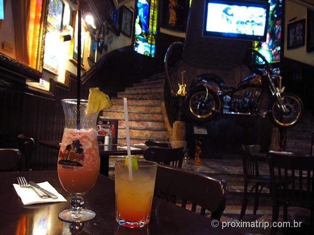 Drinks Hard Rock Cafe Cidade do México