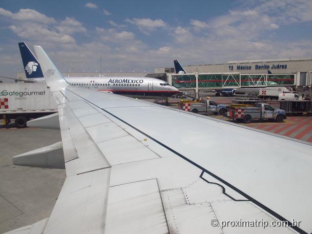 Aeroporto Internacional da Cidade do México