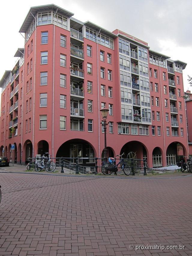 apartamentos em Amsterdam