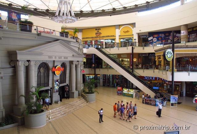 Hard Rock Cafe Cancun - dicas de onde comer em Cancun