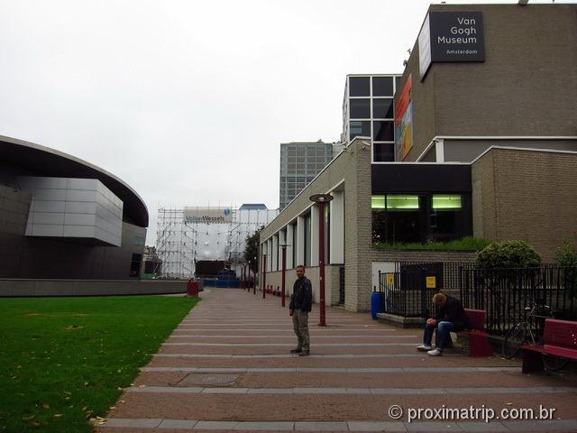 Museu Van Gogh em Amsterdam - dicas do Proxima Trip