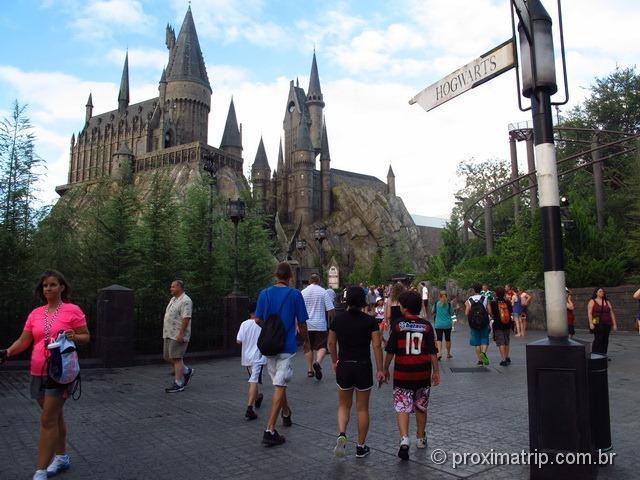 Orlando: Islands of Adventure - The Wizarding World of Harry Potter - Hogwarts
