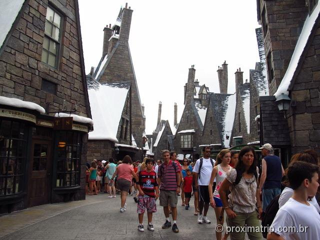 Orlando: Islands of Adventure - The Wizarding World of Harry Potter