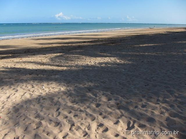 Praia do Marceneiro - rota ecológica Alagoas, logo após São Miguel dos Milagres