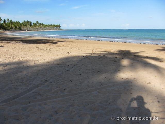 Praia do Marceneiro - rota ecológica Alagoas