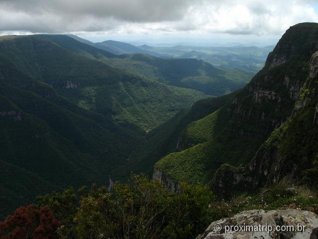 Canion Fortaleza - Parque Nacional da Serra Geral - RS
