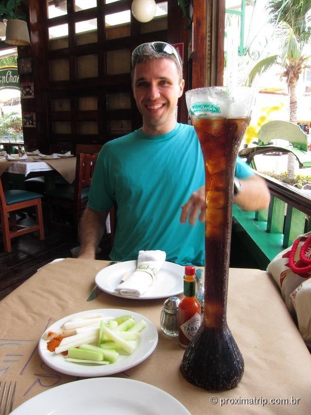Carlos'n Charlie's: dicas de onde comer em Cancun