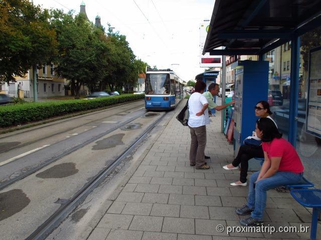 Tram - Munique - Alemanha