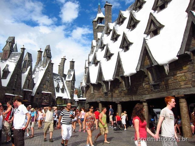 Orlando: Hogsmead, The Wizarding World of Harry Potter