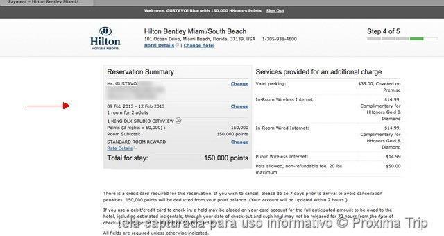 Usando seus pontos no programa de fidelidade HHonors: passo a passo para convertê-los em diárias nos hotéis Hilton!