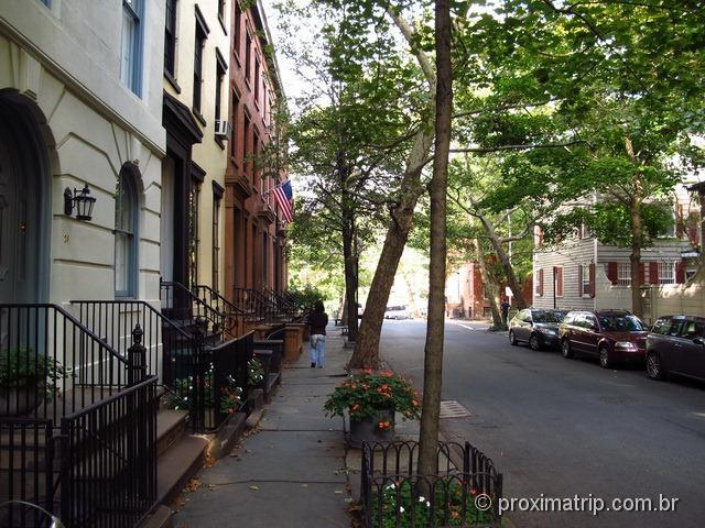 um passeio a pé pelo brooklyn - Nova York