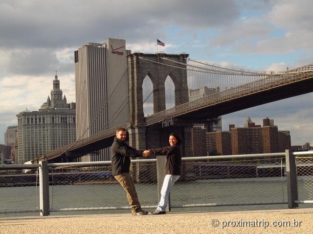 O que fazer em Nova York: Ponte do Brooklyn