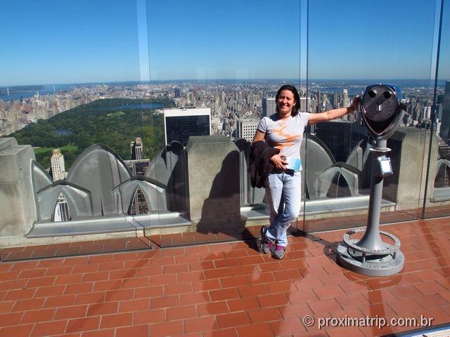 Top of The Rock - Nova York