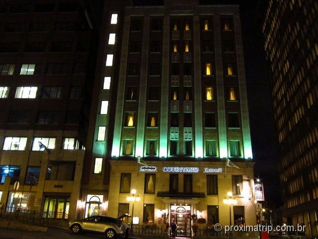 Marriott Courtyard (850 Place D´Youville)
