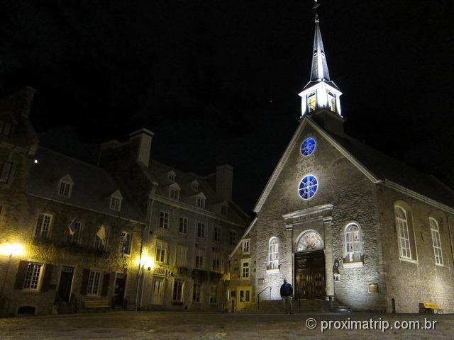 Place Royale - Quebec - Canadá