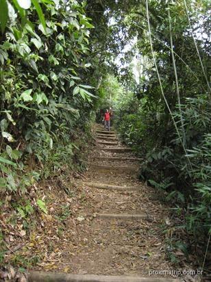 trilha Mozart-Catão, no Parque Nacional da Serra dos Órgãos - foto 2