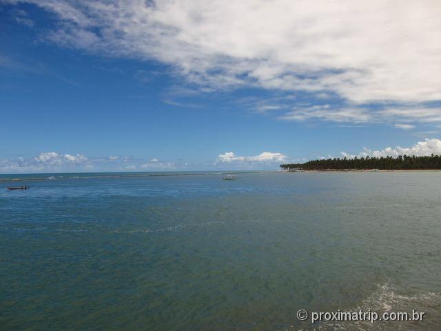 Passeio do Catamarã Cavalo Marinho - praia de Carneiros...