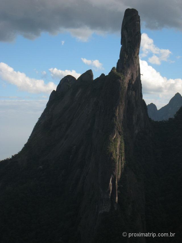 Dedo de Deus - Parque Nacional da Serra dos Órgãos