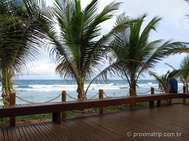 review do hotel pé na Areia Marulhos Suítes Resort - Próxima Trip