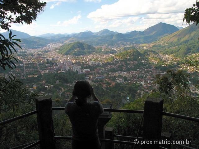 Mirante da trilha Mozart-Catão - Cidade de Teresópolis - foto 2
