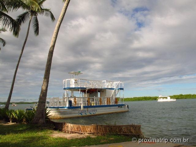 Como é o passeio do Catamarã Cavalo Marinho: nossas impressões do roteiro Porto de Galinhas; Ilha de Santo Aleixo; Praia dos Carneiros