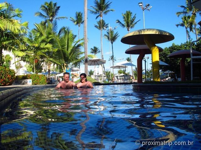 Piscina do Marulhos Suítes Resort Hotel - Próxima Trip