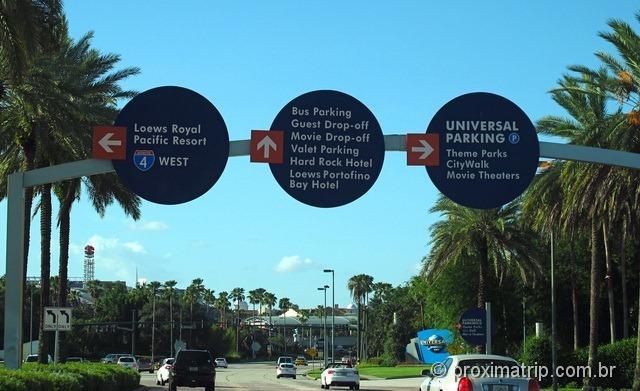 Hard Rock Hotel Orlando - como chegar