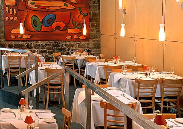 restaurante le petit chateau quebec foundue