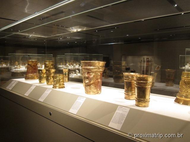 Arte das Américas - Povos Pré colombianos - Metropolitan Museum of Art - Nova York