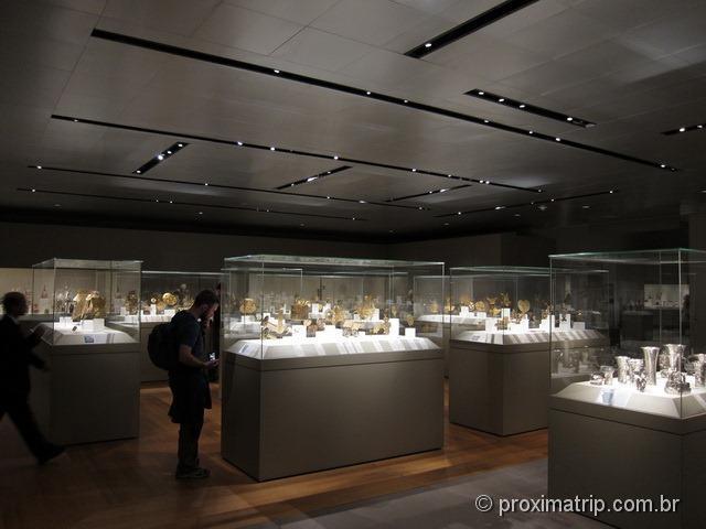Povos Pré colombianos - Metropolitan Museum of Art - Nova York