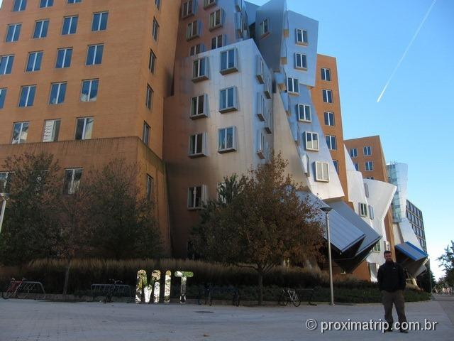 Centro Ray e Maria Stata, no MIT