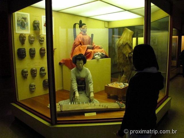 Povos orientais - Museu de História Natural de Nova York