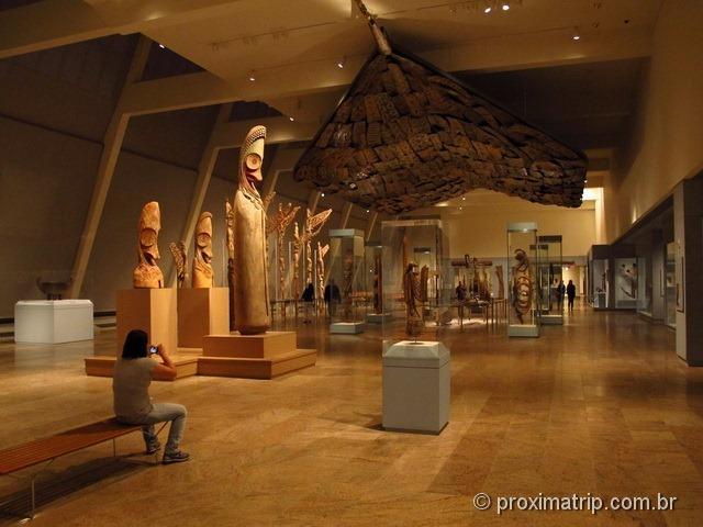 Arte da Oceania - Metropolitan Museum of Art - Nova York