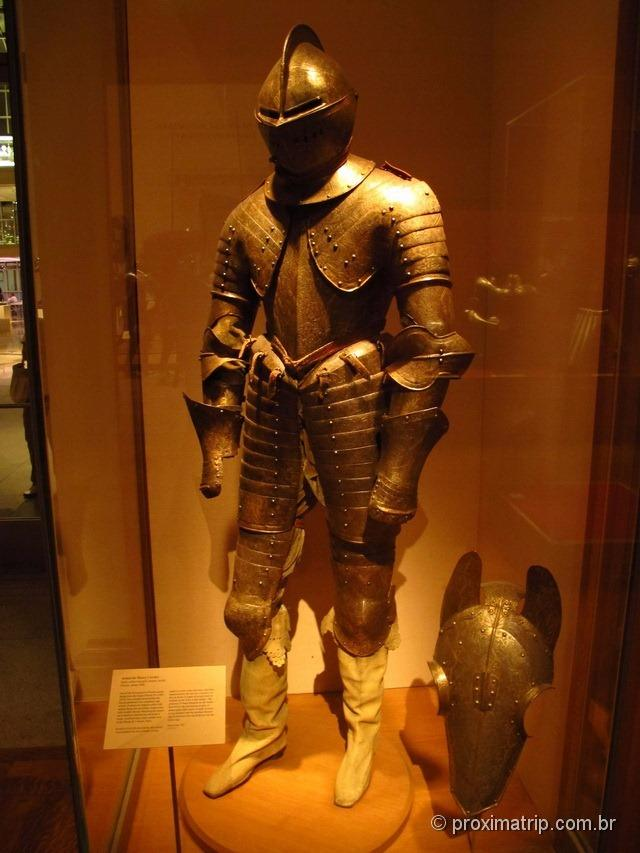 Armaduras - Metropolitan Museum of Art - Nova York