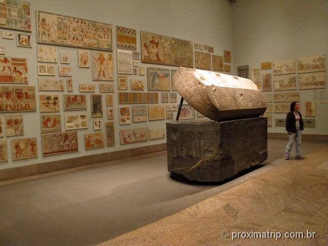 Egito - Metropolitan Museum of Art - Nova York