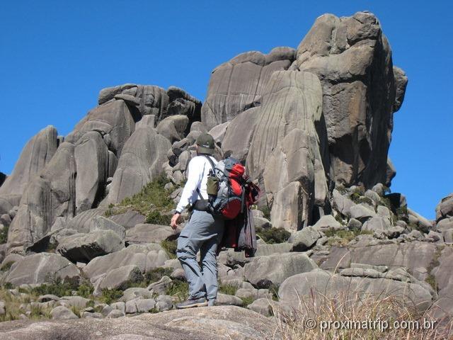 Maciço das Prateleiras - Parque Nacional do Itatiaia - foto 2