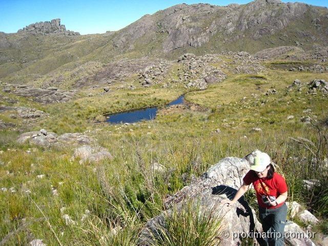 Itatiaia parte alta - trilha até o pico das Agulhas Negras