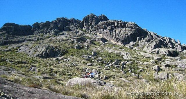 Parque Nacional do Itatiaia - parte alta. Mirante das Agulhas Negras