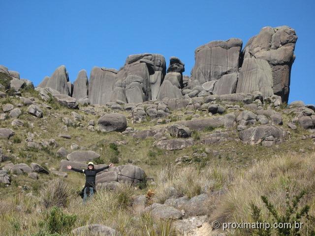 Maciço das Prateleiras - Parque Nacional do Itatiaia