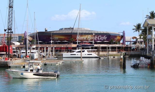 Hard Rock Café Miami - Bayside Market Place