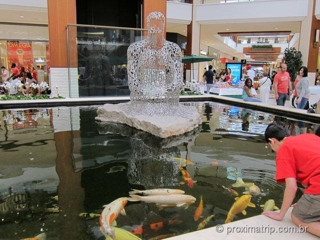 Shopping Aventura Mall - carpas