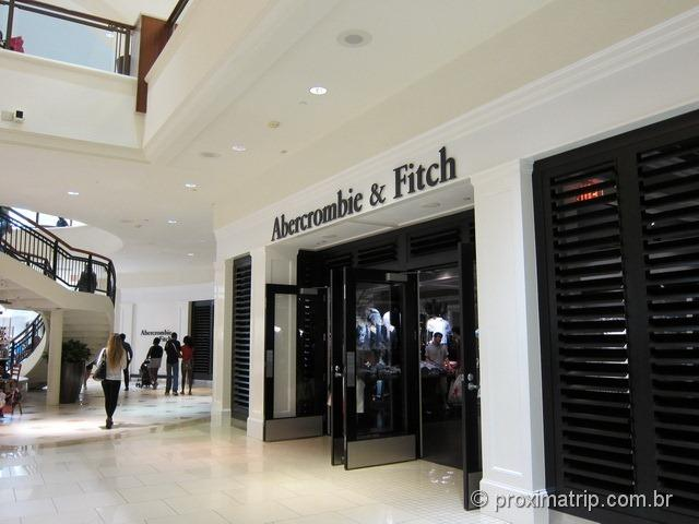 Abercrombie & Fitch - Miami- Shopping Aventura Mall