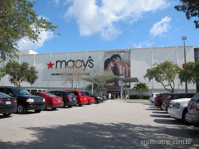 Macys Dadeland Mall em Miami
