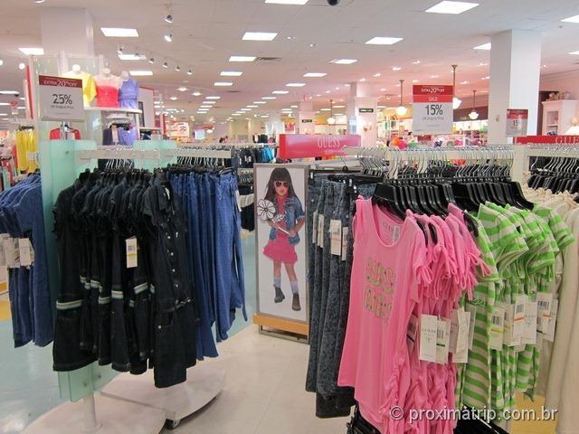 Descontos Macys Shopping Dadeland em Miami