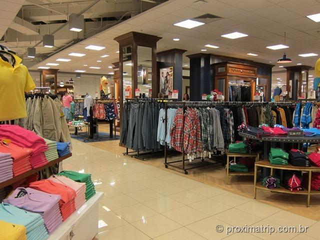 Macys Shopping Dadeland em Miami