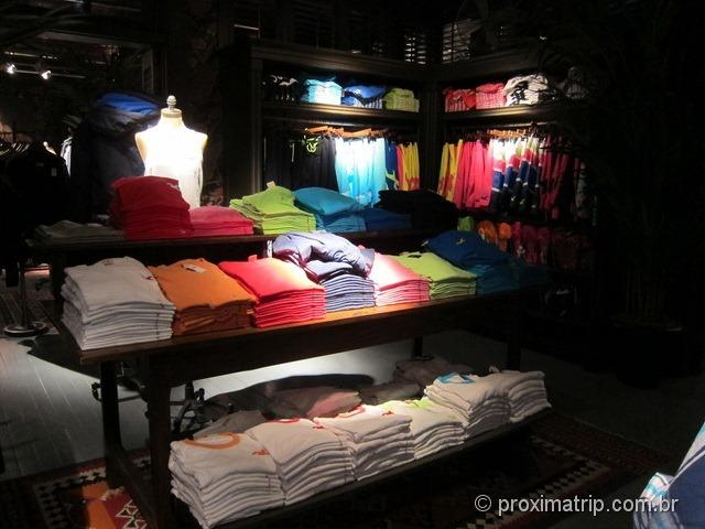 Hollister - Shopping Dadeland Mall em Miami