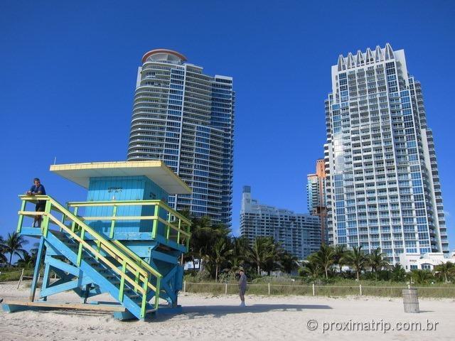 Hoteis em Miami South Beach