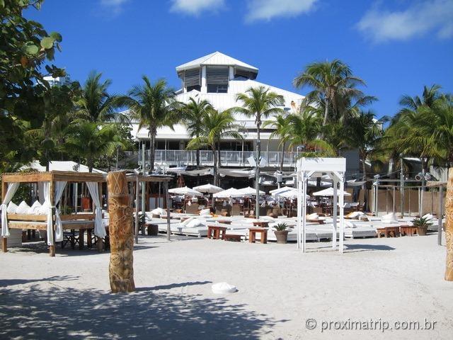 Nikki Beach Club - Miami South Beach