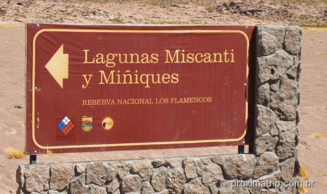 Lagunas Miscanti y Míñiques: you have arrived!